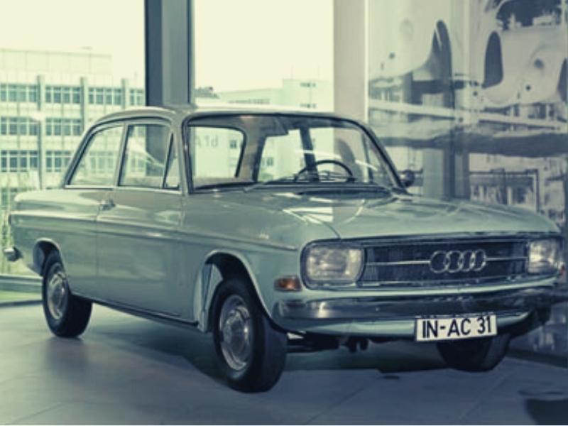 Coches clásicos Audi