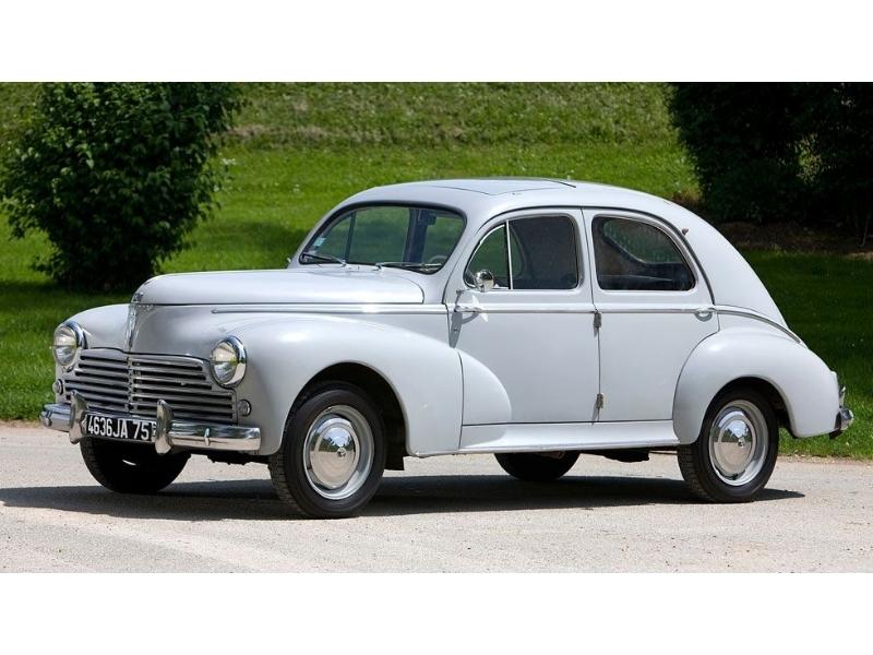 Coches clásicos Peugeot