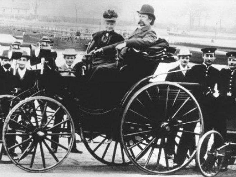 Historia de Mercedes-Benz