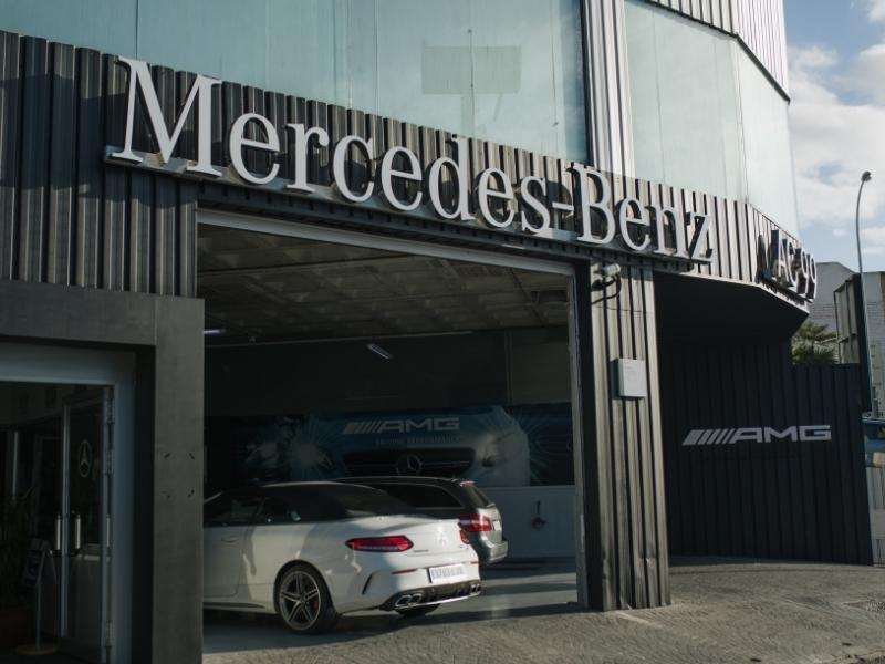 Mercedes Marbella